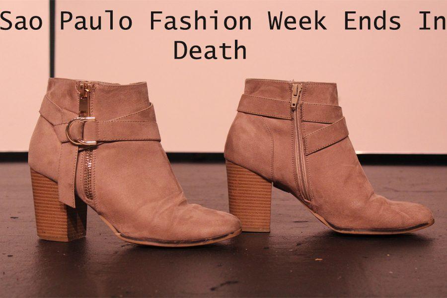 Sao+Paulo+fashion+week+fall+results+in+death