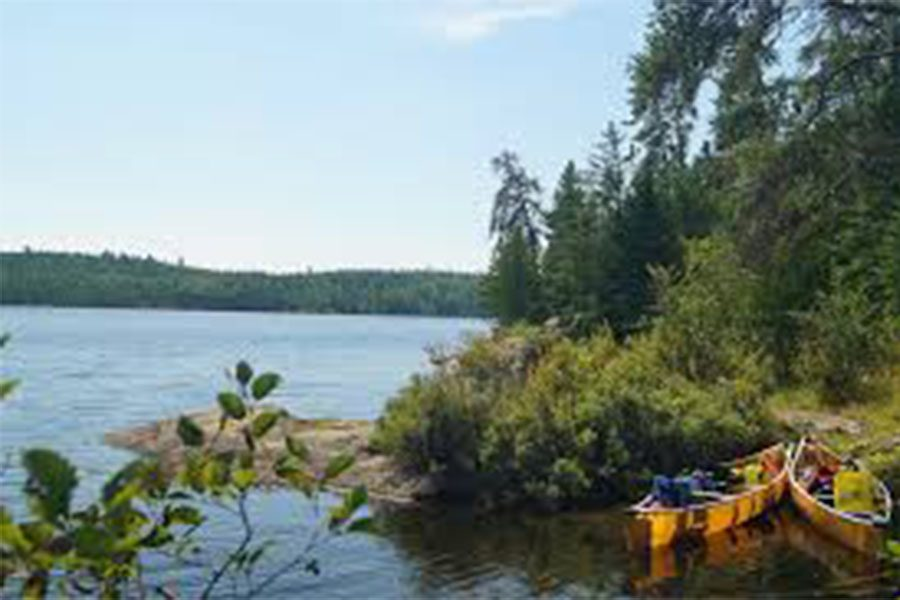 Human remains found in BWCA.