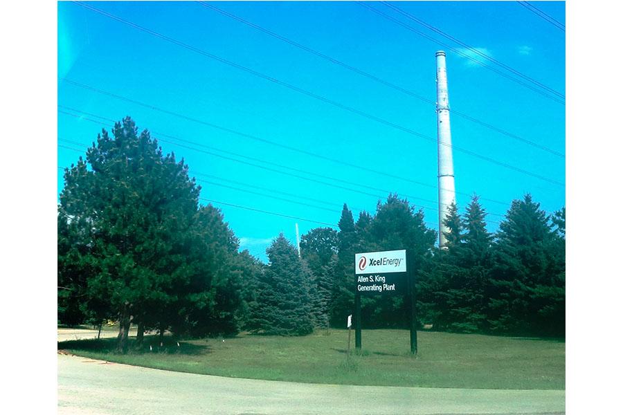 Glenco Power Plant