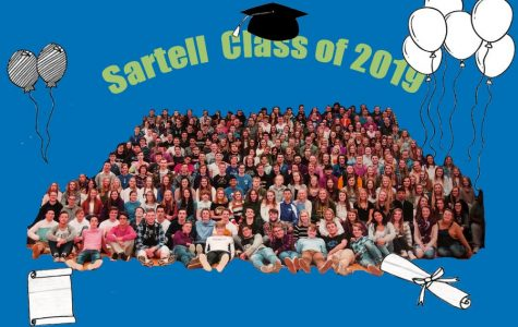 The class of 2019 heading on to bigger, better things..
