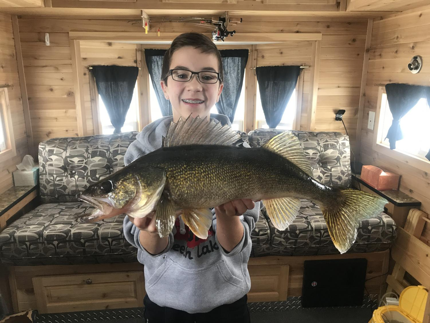 Travis Nelson is a freshman at SHS who enjoys the outdoors and who respects his sister.