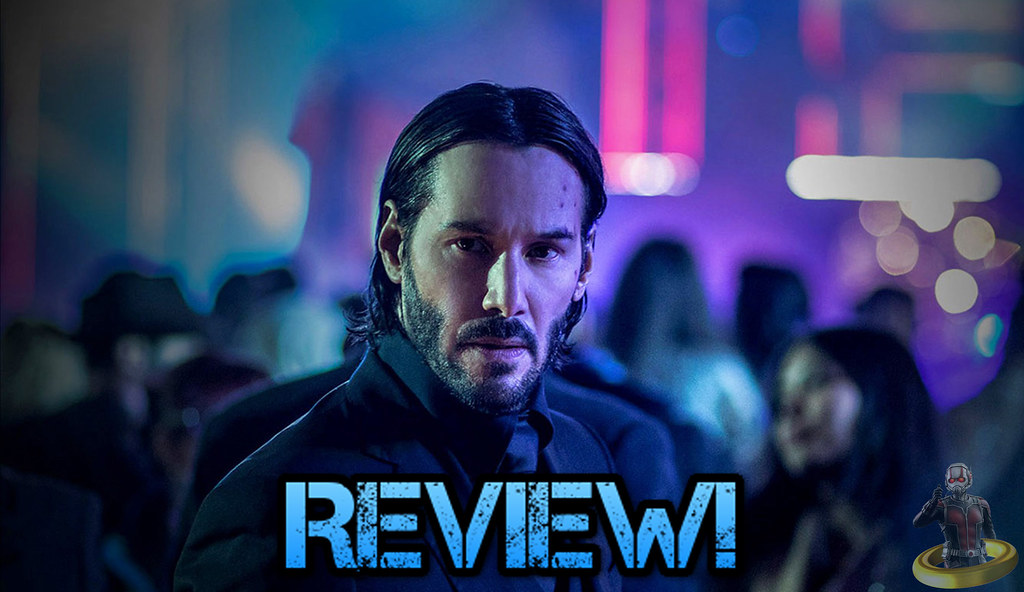 If you haven't checked out John Wick yet, you must!