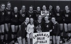 Volleyball advances to section final showdown