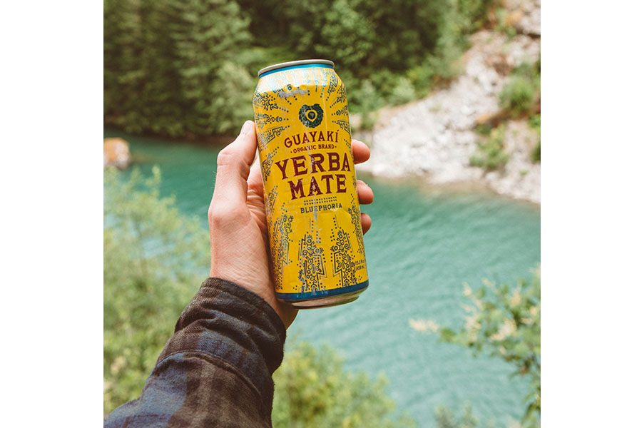 Guayaki brand kombucha not only tastes great, but it can keep you healthy!