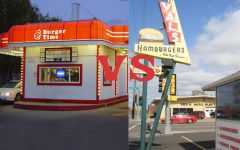 Val's vs Burger Time: a review of two great burger places