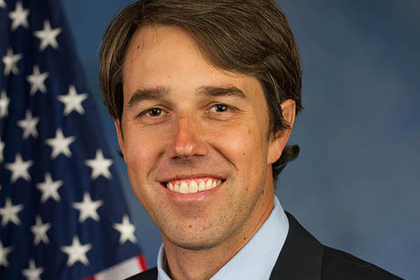 Beto O' Rourke dropped out of the presidential election on November first.