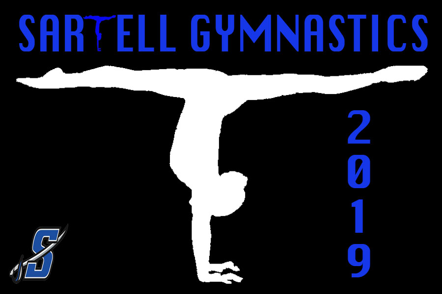 The+Sartell+Gymnastics+team+starts+their+2019-2020+gymnastics+season.