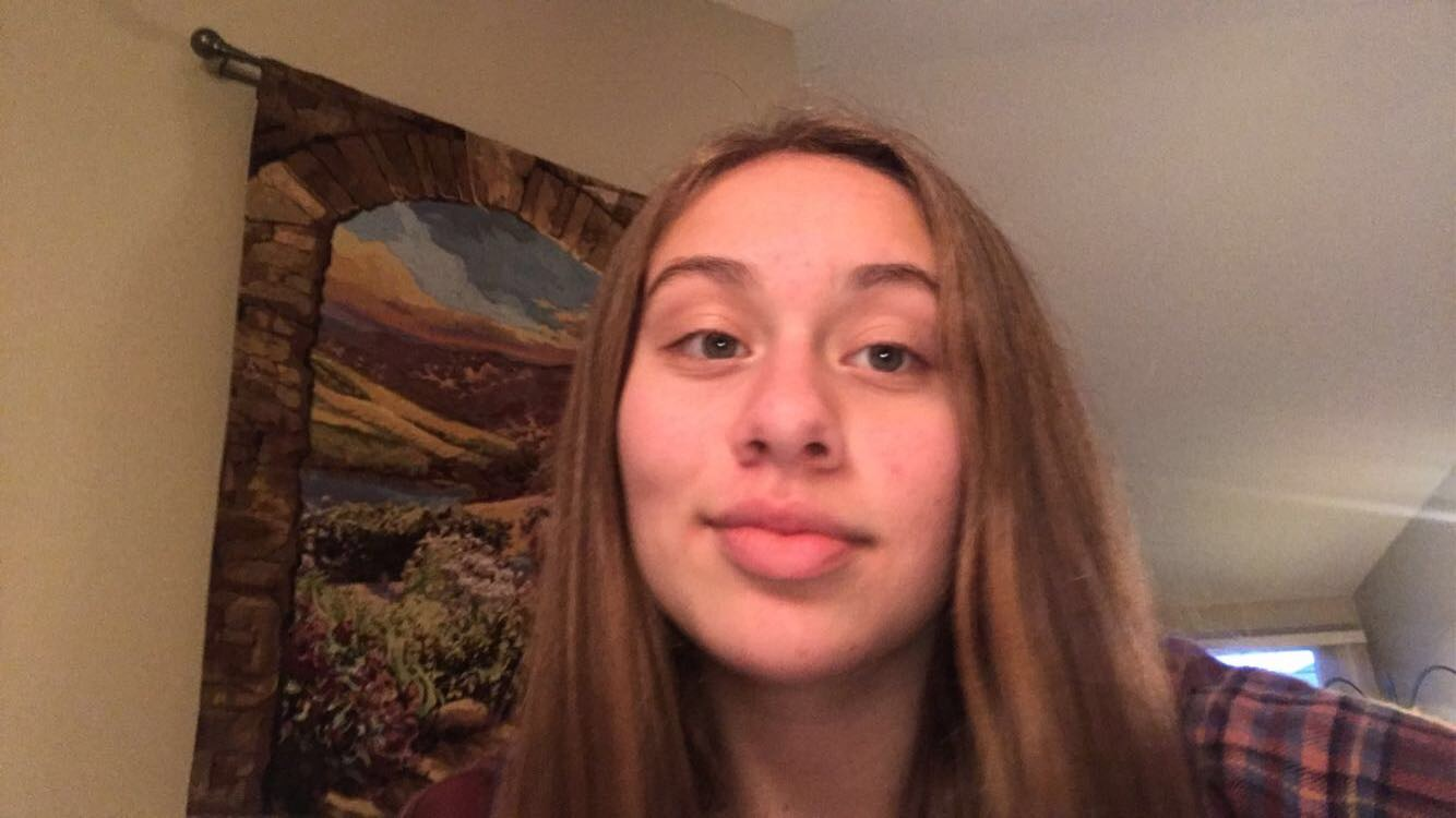 Ava Tavale is a freshman at Sartell High School for the 2019-2020 school year