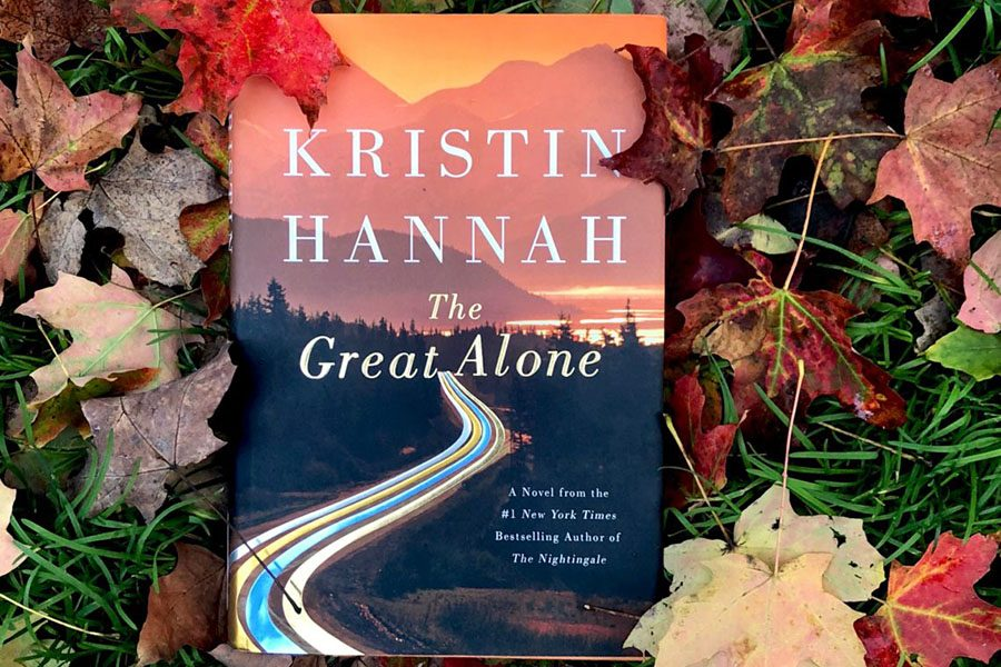 Kristen Hannah's, The Great Alone, is a compelling read set in the Vietnam Era.