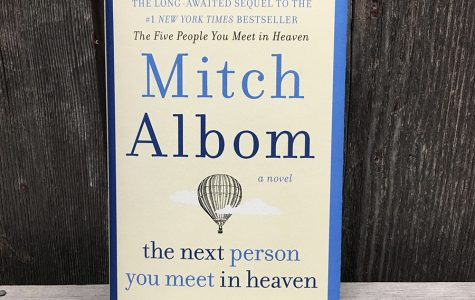 Compelling sequel to Mitch Alboms: Five People you Meet in Heaven