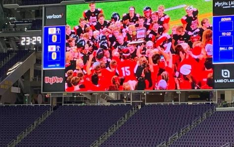 Rocori Captures the 4A State Champion Title