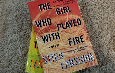 The Girl who Played with Fire is the second book in the Millennium series