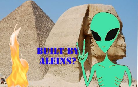 Did ancient humans build the Giza pyramids or was it really aliens??