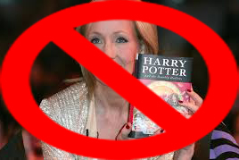 Is J.K. Rowling an actual person or is she just the front for a team of ghostwriters?