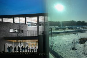 Sartell students concerned with parking lot halfway through the year