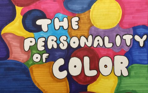 Color has multiple personalities based on personal experience.