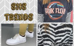 Students at SHS sport fresh trends