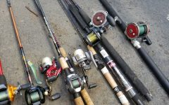 There are many rods you can choose from.