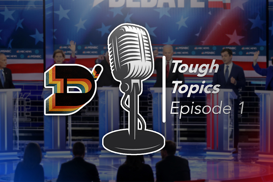 Double+D%27s+Tough+Topics+-+Presidential+Primaries+%28Episode+1%29