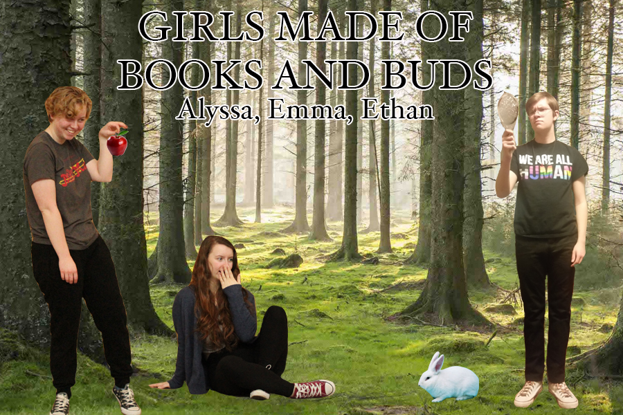 Girls+made+of+books+and+buds