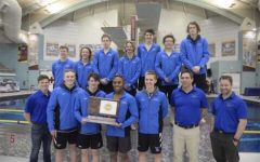 Sabre Swimming takes on State