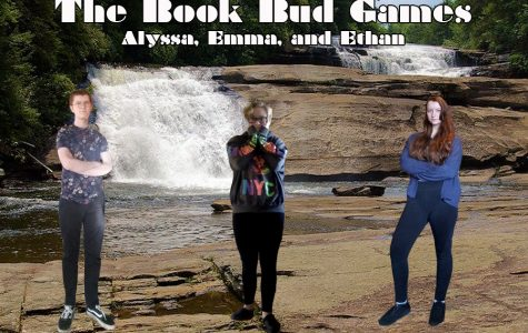 The Book Buds Games