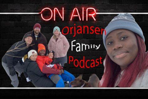 Orjansen family podcast