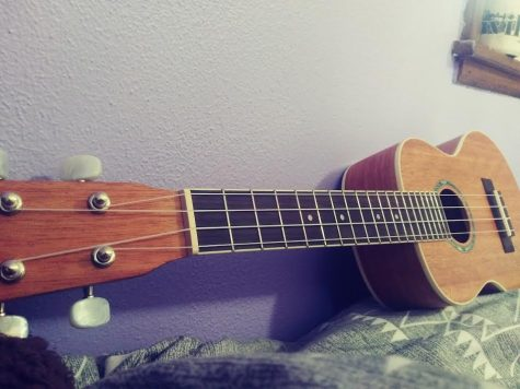 My Concert Ukulele is my favorite instrument to play.