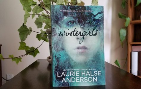 This is Wintergirls, the novel I read that inspired the topic for this article.