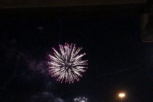 The legalization of fireworks in MN would boost the economy.