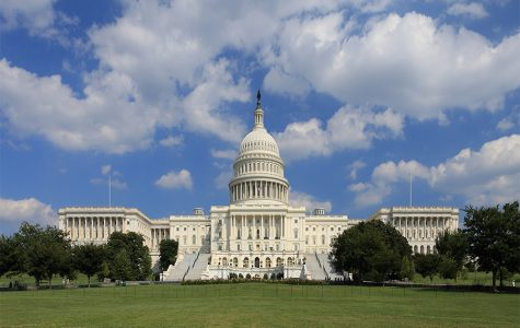 The Capitol Building, located in Washington, DC.