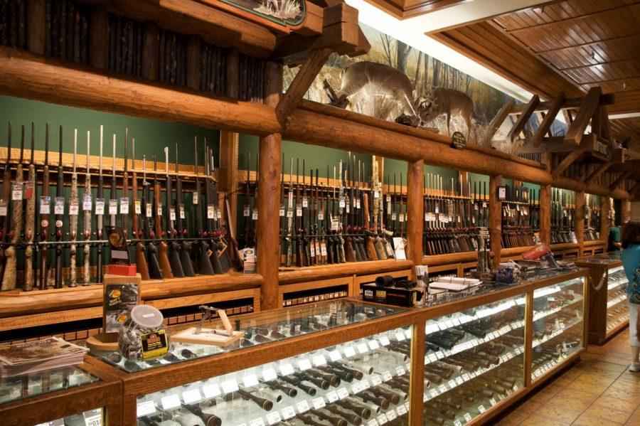 Gun+store