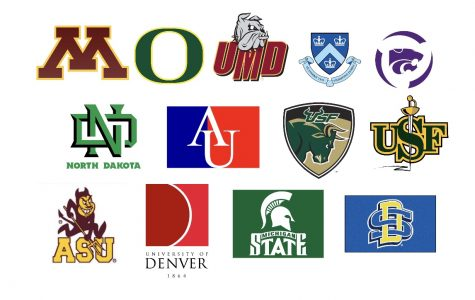 Some of the many colleges offering virtual tours.