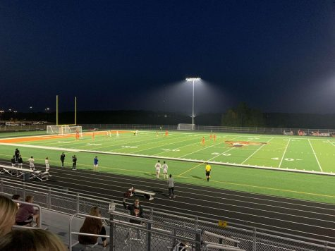 The Tech vs Sartell game was 2-0 Tech.