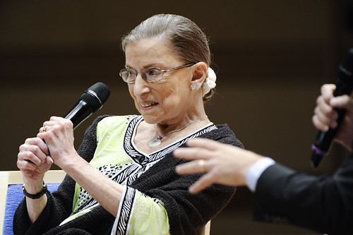 The Notorious RBG, as she was lovingly known as, has been a Supreme Court judge since 1993.