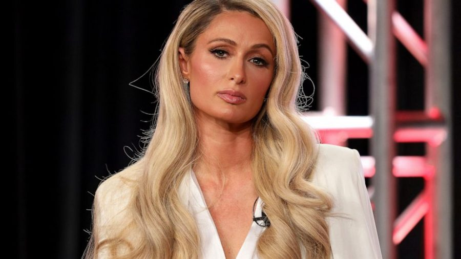 Into Paris: Paris Hilton uses her large media platform to share her experiences at Provo school.