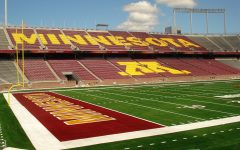 TCF Bank Stadium will soon host Gopher football again this fall.