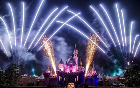 Hong Kong Disneyland Castle before closing in June.