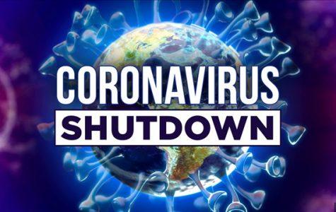 Corona Virus shutting down schools still.
