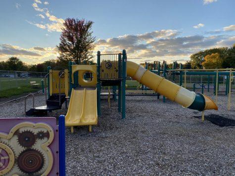 The slides stay unused.