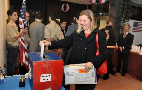 Using ballot drop-boxes is one option for voting in the upcoming election.