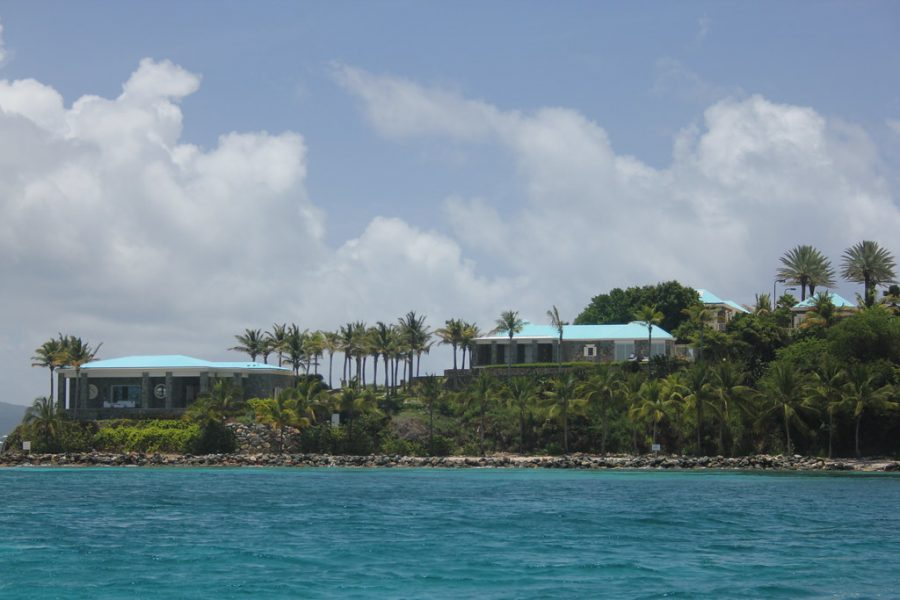 On this personal estate in the middle of the United States Virgin Islands,  Epstein brought his underage victims here to be forcefully abused and trafficked.