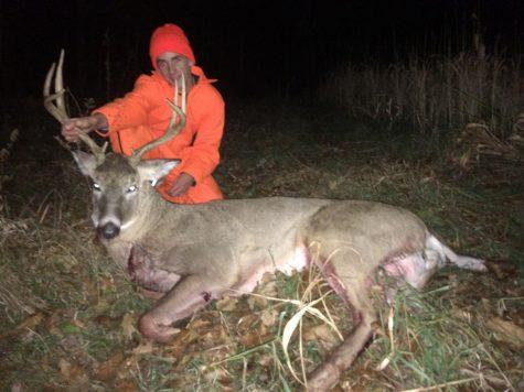8 point buck