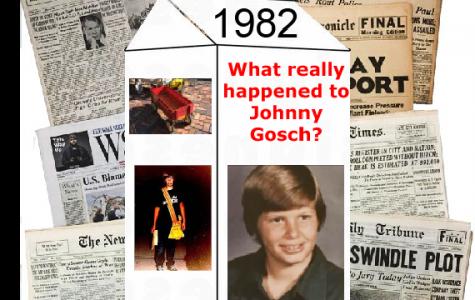 Who took Johnny Gosch?