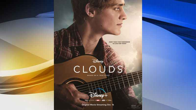 The cover of newest hit, Clouds.