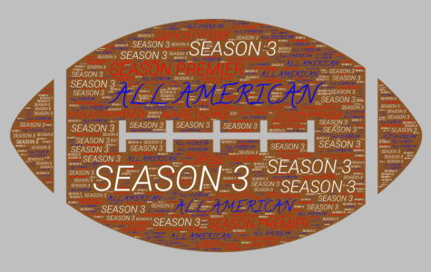 All American is based on a football players life history.