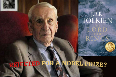 Tolkien, his brother and their mother traveled around England, where he was inspired to write the LOTR series by his aunt