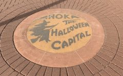 Who knew that Anoka, which is only about an hour from Sartell, was the Halloween Capital of the World??