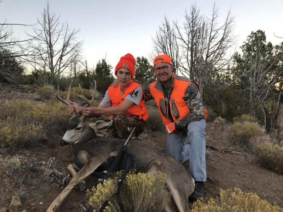 This wasn't this year, but it was a deer Charlie Kent harvested 2018.