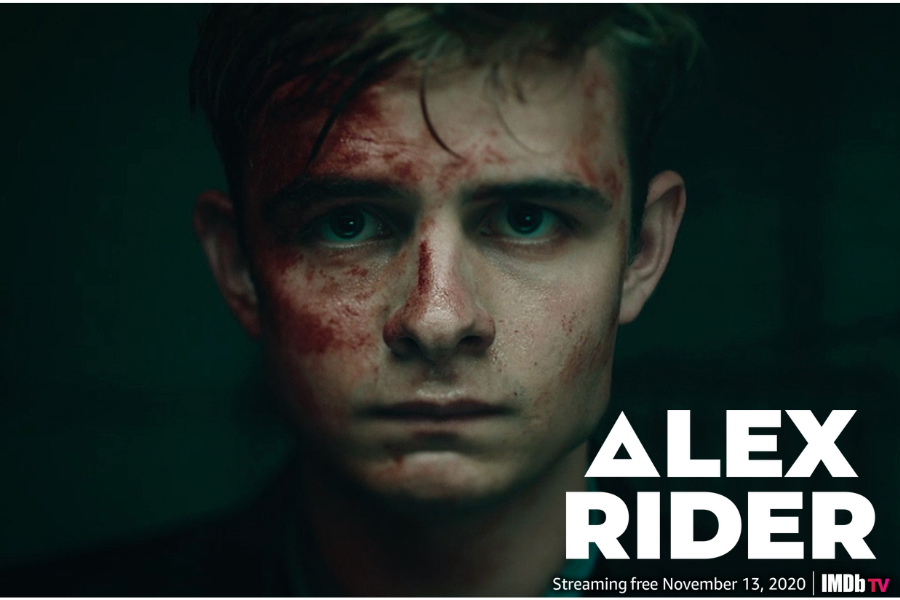 The+Alex+Rider+novels+have+sold+nearly+19+million+copies+since+their+initial+release+in+2000.+